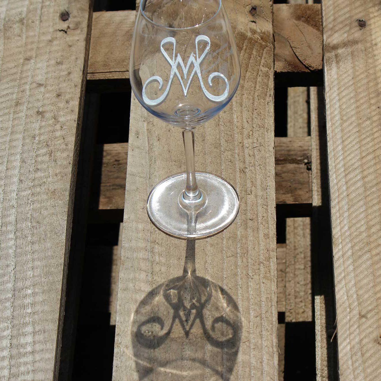 verre de vin Sancerre - Domaine Millet